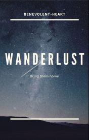 Wanderlust •• Chris Beck by Benevolent-Heart