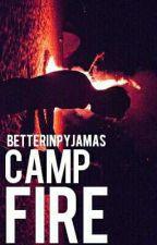 Camp Fire | Fred Jr. Weasley by ecemnzzz