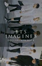 BTS IMAGINES -BOOK 1- by smolmintbby