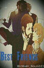 Best Friends  by tennantdoctor