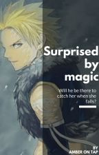Surprised by Magic // Sting X Reader by TheAvianDragon