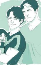 Dick and Jason - Baby Daddies by lexlovesheroes