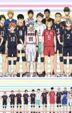 Haikyuu x Oc x KnB by somethingsomeone1001