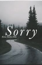 Sorry ✖️ I.D.R by im-shaaaa