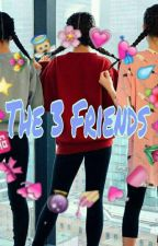The 3 Friends ft. JohnnyO,Hayden Summerall,and Lauren Orlando etc. by AlexandraGuevarra4