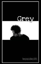 Grey //CAKE// by heyspidey101
