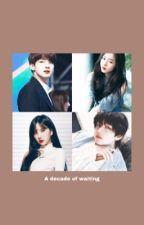 金泰亨: A decade of waiting. by author-nimxx