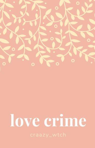 Love crime(boyxboy)