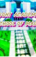 Light Academy: School Of Magic by PurpleByunnie