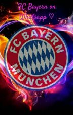 FC Bayern on Whatsapp  by Marla_h