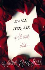Smile for me, s'il vous plaît.  by SilverInStars