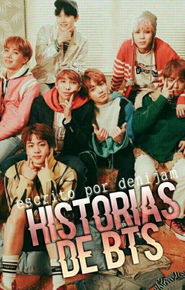 Historias de BTS