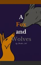 A fox and wolves by Shadow_Bal