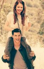 Jacob And Renesmee by VanessaBay