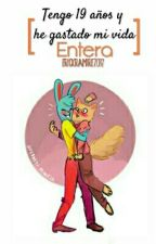 Tengo 19 Años Y He Gastado Mi Vida Entera // Nicepants Fanfic// Historia Corta. by ErickRamirez032