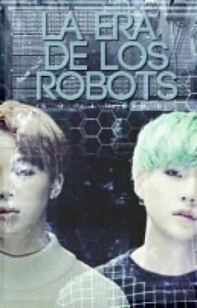 La Era De Los Robots -Yoonmin- by Sarikpop
