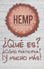 #HEMP - Todo lo que necesitas saber by MovimientoHEMP