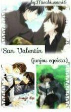 San Valentín (Nowaki x Hiroki) by MisakiUsami6