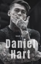 Bad Boy: Daniel Hart by __mxdness