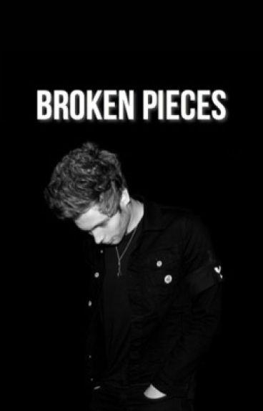 broken pieces   l.h.