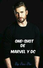 One Shoots de Marvel y DC by Pao_Piu