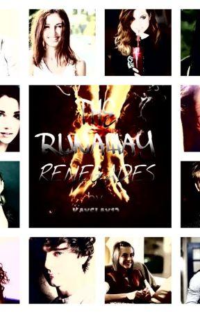 The Runaway Renegades! by kayslay12