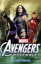 Avengers Assemble by Grazessa