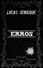 Erros by AutorLucasHenrique