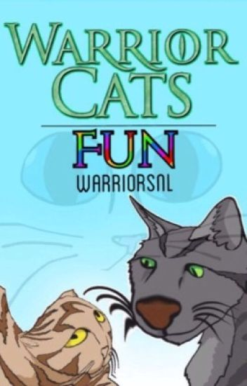 Warrior Cats Fun {Dutch}