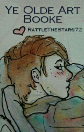 Ye Olde Art Booke by RattleTheStars72