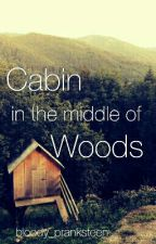 Cabin in the middle of Woods  by bloody_pranksteen