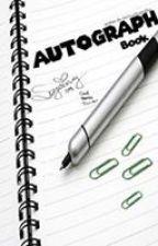 Autograph Book by irisemarguerite