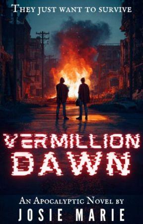 Vermillion Dawn by Mintessla