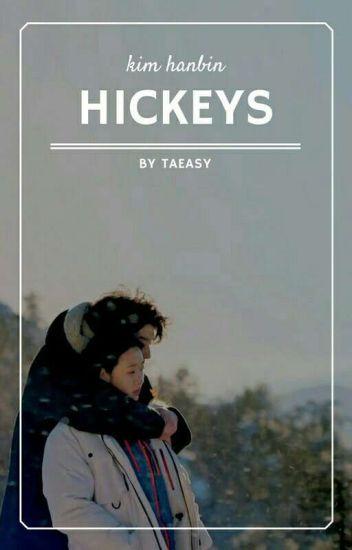 hickeys ※ kim hanbin