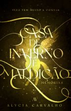Memórias | Antologia | Saga Invernal by TalvezEscritora