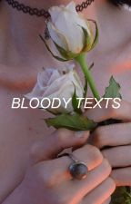 BLOODY TEXTS || SIMON LEWIS by aIexanderbane