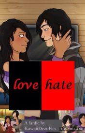 Love-Hate: A Zanemau Fanfic by KawaiiDezuFics