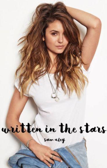 written in the stars 》sam uley