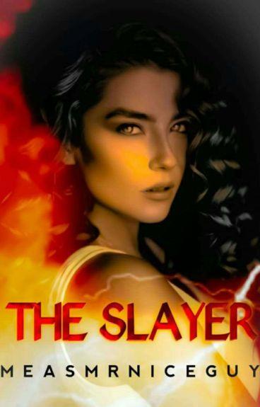 The Rapist Slayer #Wattys2016