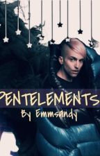 Pentelements [#wattys2016] by emmsandy