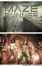 The Maze Runner-(Camren) by General_Camren
