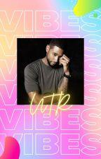 Usher Terry Raymond lV by CreativeWolf18