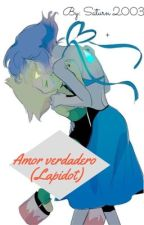 Amor verdadero(peridot y lapis)/yuri// by melany1718avv