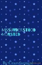 MM=misunderstood monsters  by crazyfarmgal