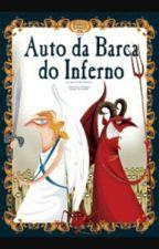 Auto Da Barca Do Inferno - Gil Vicente by Natch_araujo