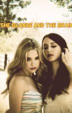 The Blonde And The Brain by AlisonsMermaid