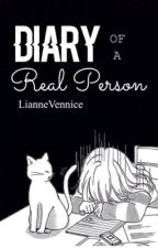 Diary of a REAL person by LianneVenice_
