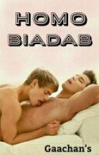 Homo Biadab by gaachan