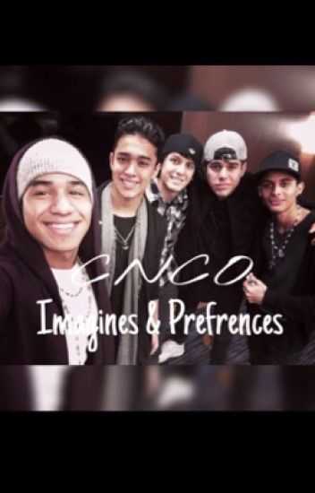 CNCO Preferences and Imagines {REQUESTS CLOSED}