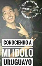 Conociendo A Mi Idolo✌/ Gonzaa Fonseca. by mislibros_2016